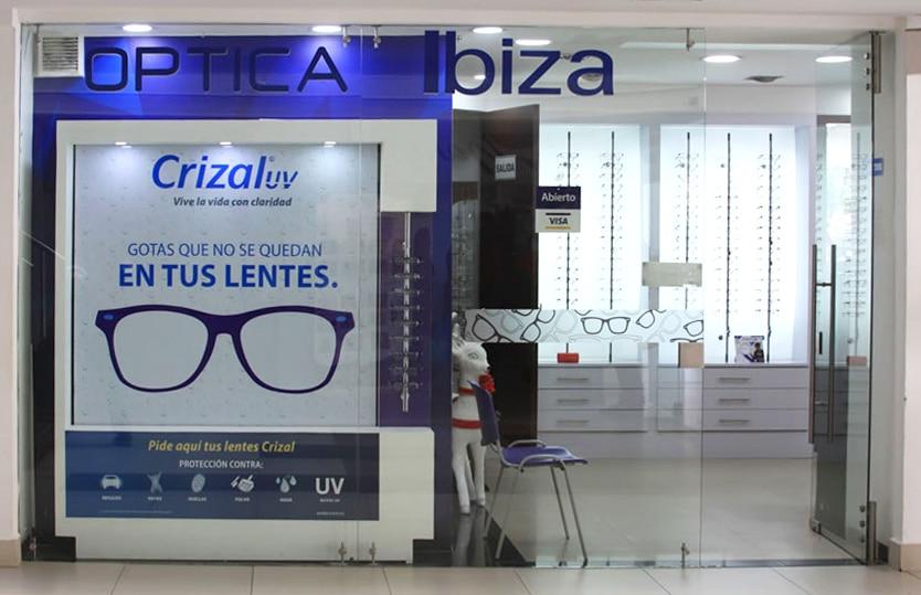 optica ibiza centro comercial portoalegre