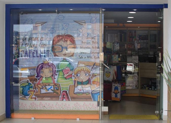 papelnet centro comercial portoalegre