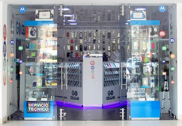 Go celular services centro comercial portoalegre