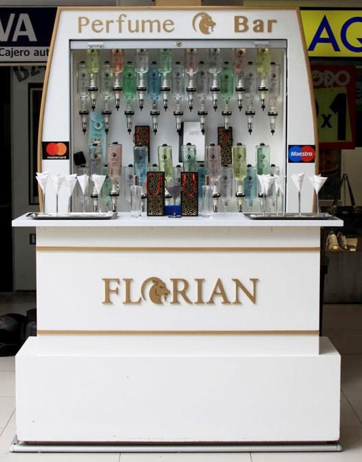 perfumería bar zona florian centro comercial portoalegre