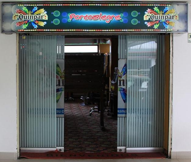 Casino quinpar centro comercial portoalegre