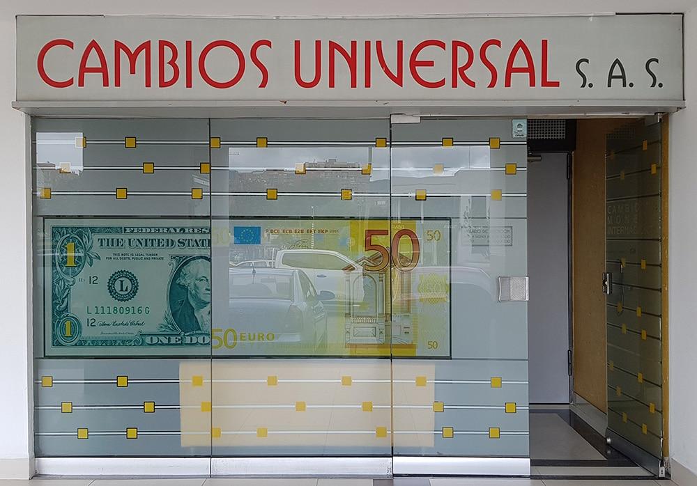 cambios Universal centro comercial portoalegre