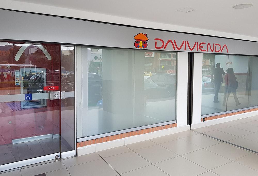 Davivienda centro comercial portoalegre