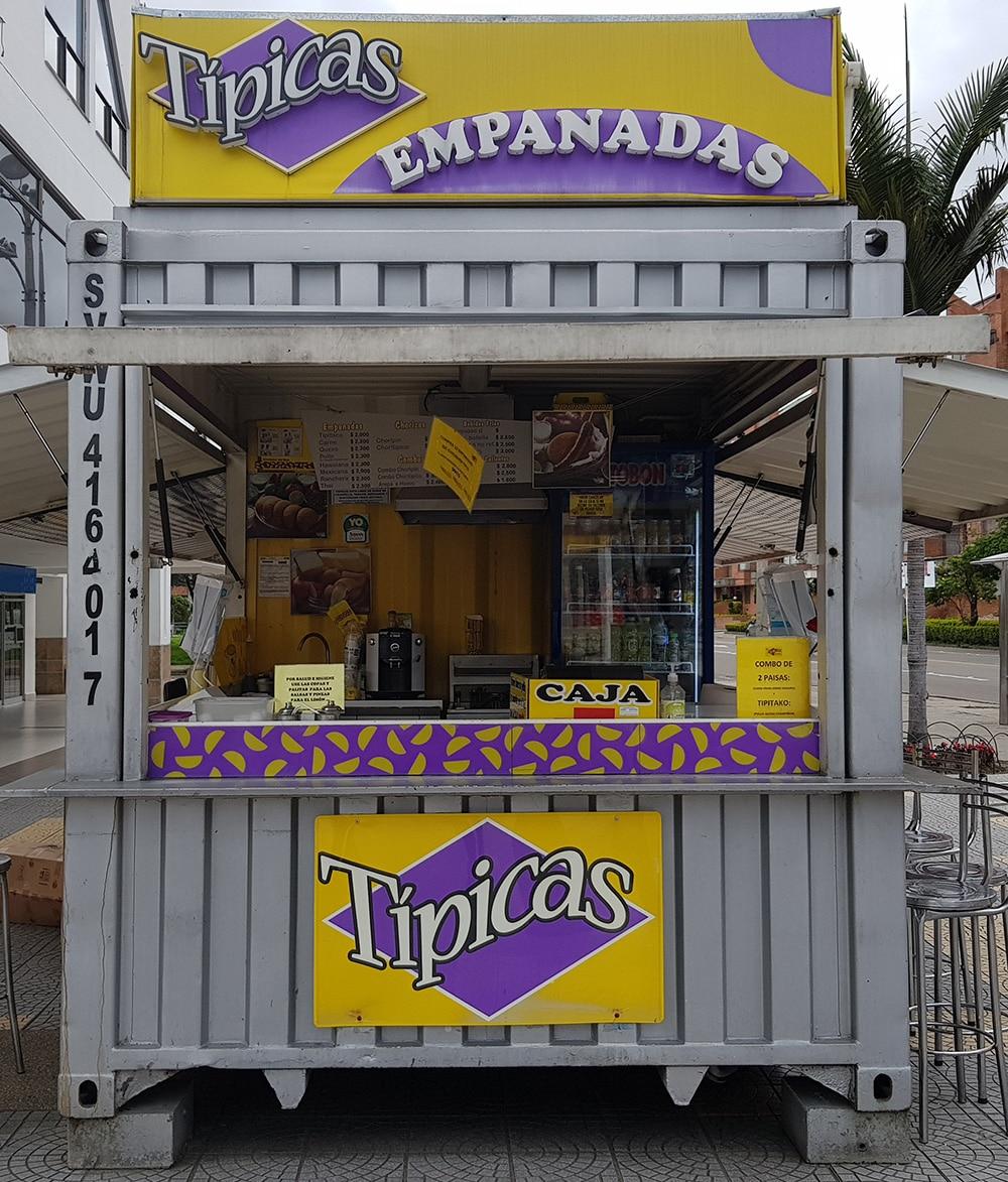 empanadas tipicas centro comercial portoalegre
