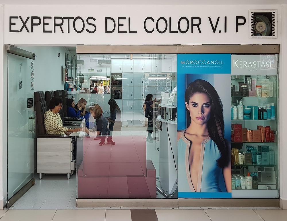 expertos del color vip centro comercial portoalegre