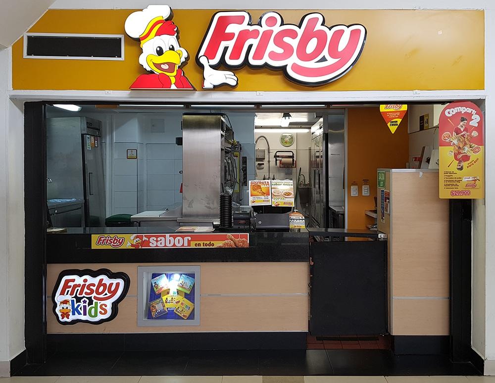 Frisby Centro comercial portoalegre
