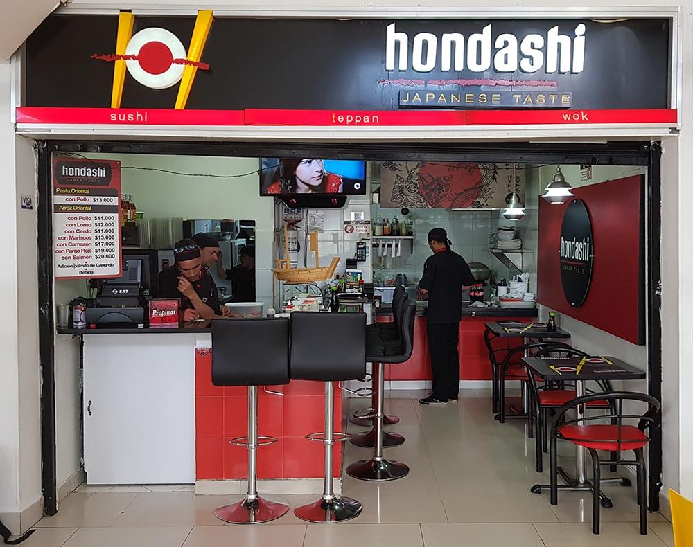 Hondashi centro comercial portoalegre