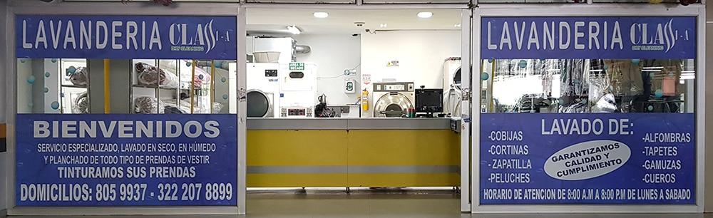lavandería class 1a centro comercial portoalegre